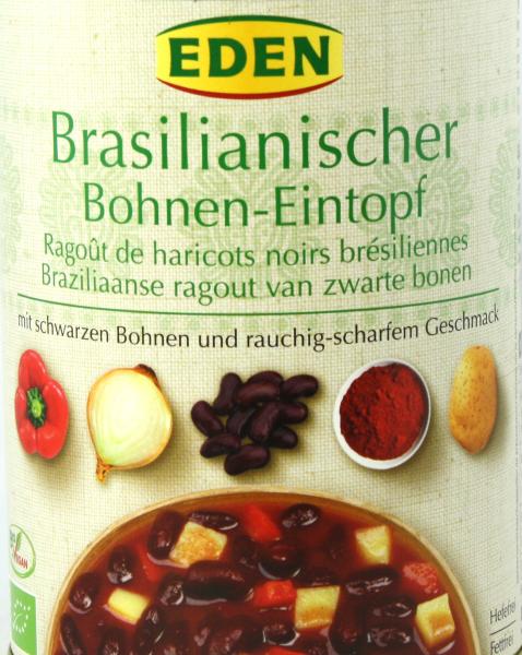 EDEN Brasilianischer Bohneneintopf, bio