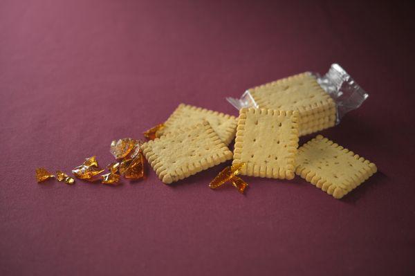 Taranis Kekse mit Karamellstückchen