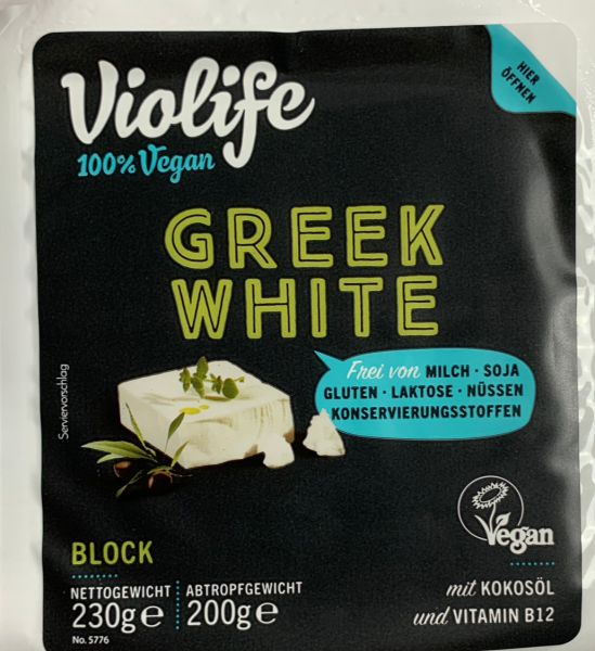 Block Greek White