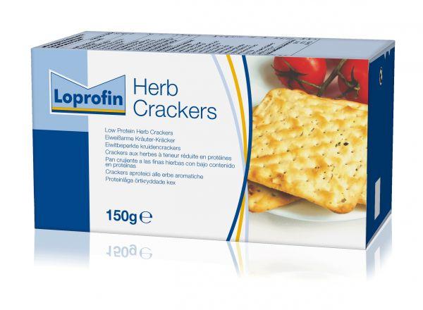 Kräuter-Kräcker