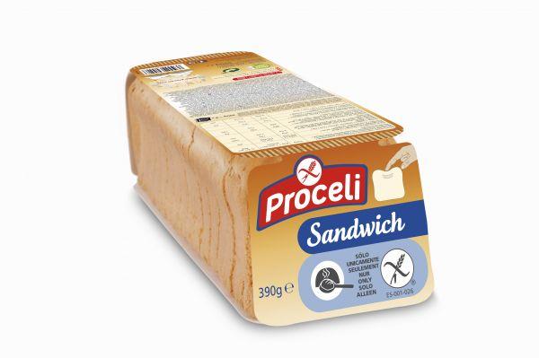 Sandwich Toastbrot