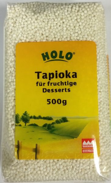 Holo Tapioka Perlen / Pearls