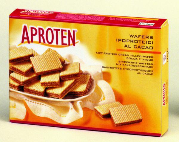 Wafer al Cacao magro Waffeln