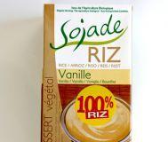 Sojade Reis Dessert Vanille, bio