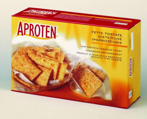 Crackertoast Fette Tostate