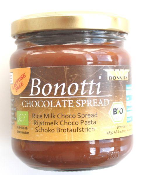 Bonvita Schoko Brotaufstrich aus Reismilch