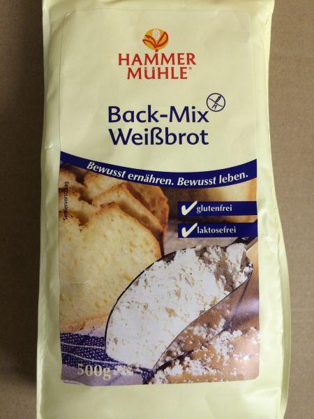 Backmix Weißbrot