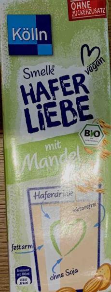 Neu Smelk Haferliebe Mandel