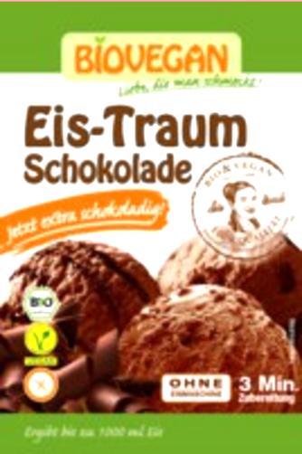 Biovegan Eistraum Schokolade