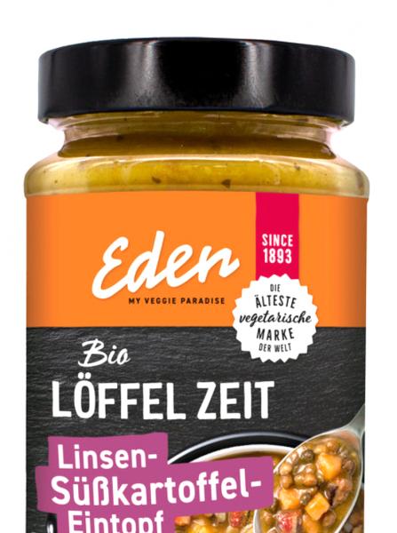 EDEN Linsen Eintopf, bio