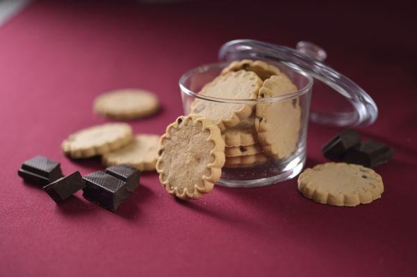 Taranis Kekse mit Schokoladenstückchen