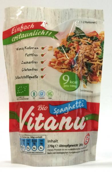 Vitanu Spaghetti BIO