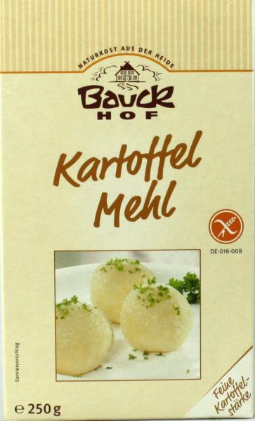 BAUCK Kartoffelmehl (Stärke), bio