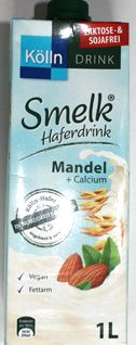 Smelk Haferdrink Mandel