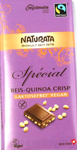 NATURATA Reis Quinoa Crisp