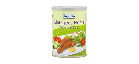 Metzgers Beste Wiener Art