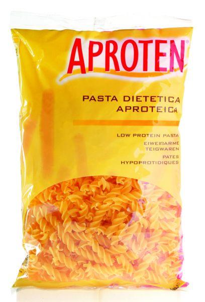 Pasta Fusilli - italienische Pasta