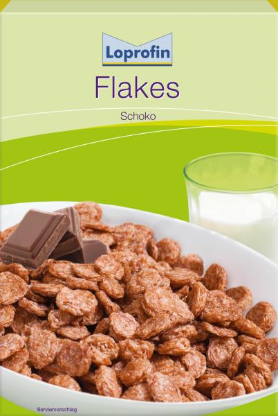 Flakes Schoko