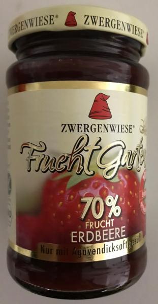 Zwergenwiese Fruchtgarten Erdbeere