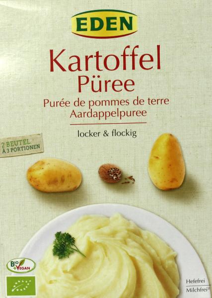 EDEN Kartoffel Püree, bio