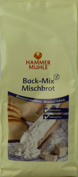 Back Mix Körnerbrot