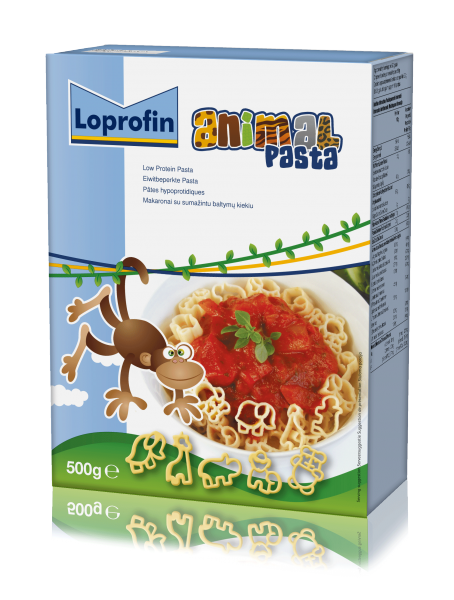 Animal Pasta