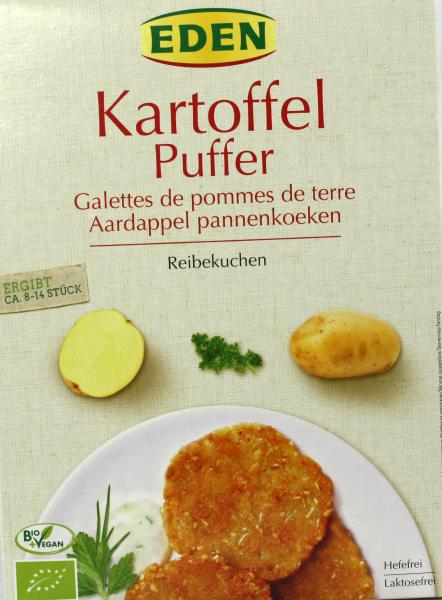 EDEN Kartoffel Puffer, bio