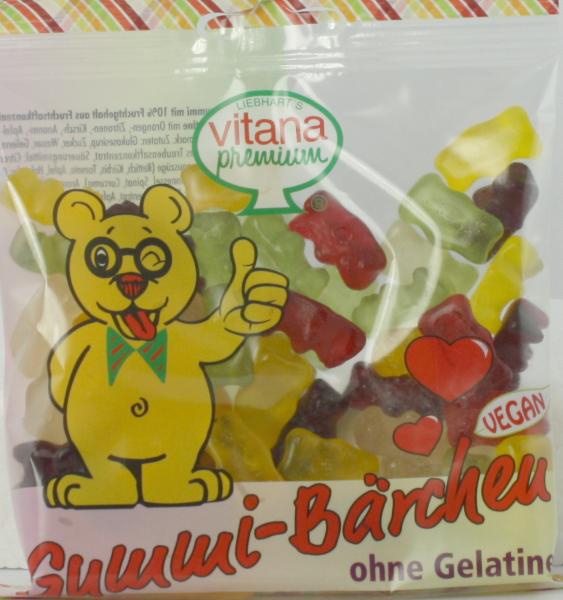 VITANA Gummibärchen, gelatinefrei